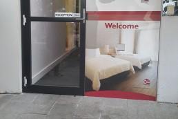 Check In Keysafe Built In Comfort Inn